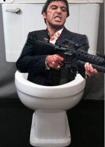 Toilet Gangster