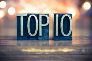 Top 10 Things I've Learned in the Coronavirus Lockdown